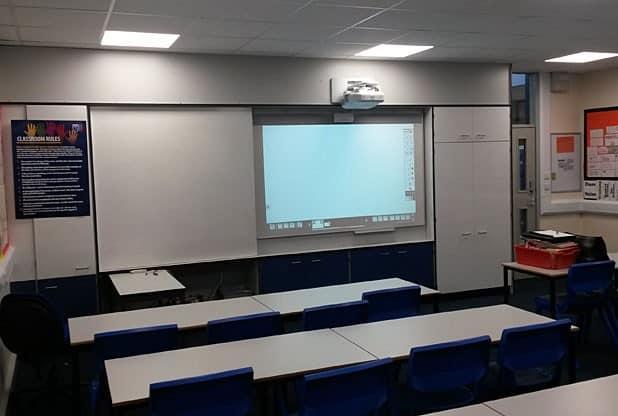 Mondern Teaching Environments 1
