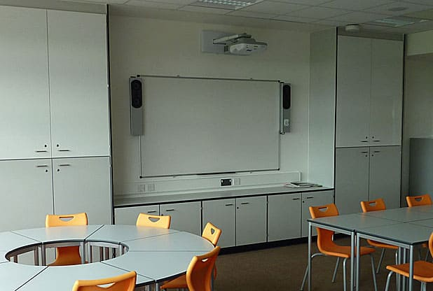 Mondern Teaching Environments 4