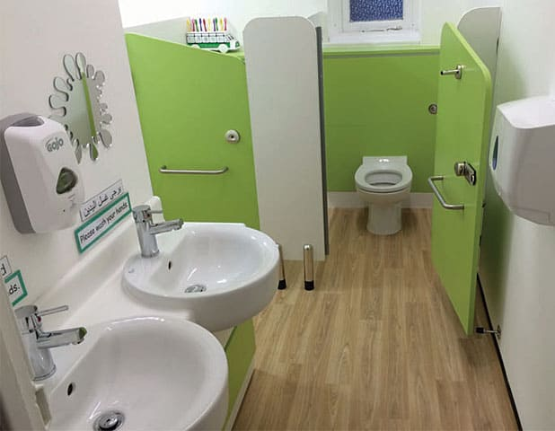 Nursery School Toilets 1