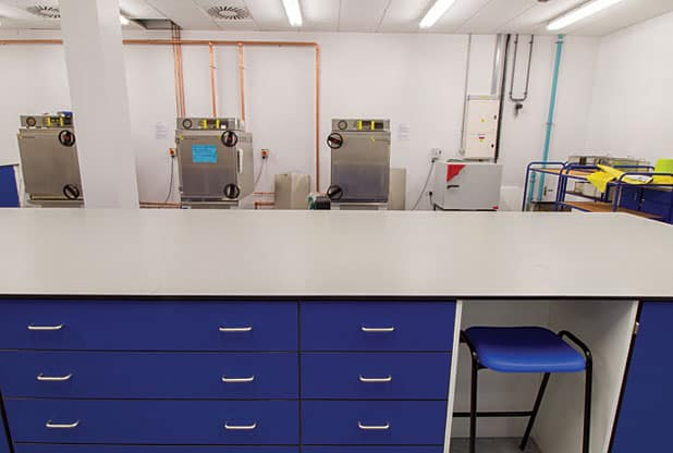 Optimising Your Commercial Lab 4
