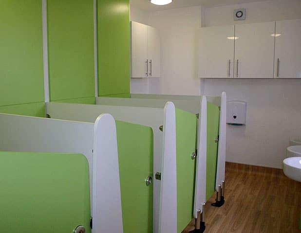 School Toilet Refurbishment 2