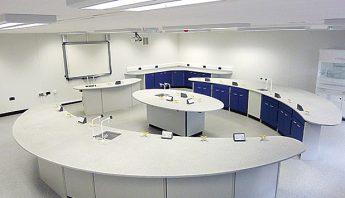 Science Lab Furniture 1