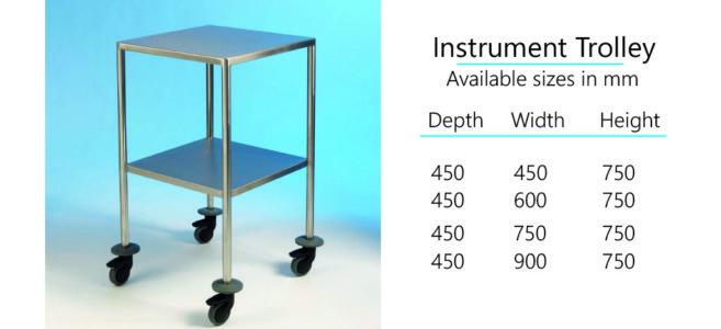 Instrument Trolley Final